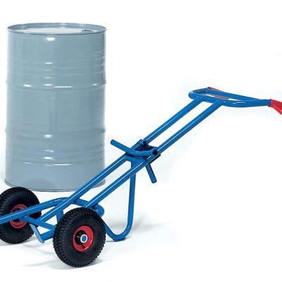 Drum and Steel Bottle Trolleys
