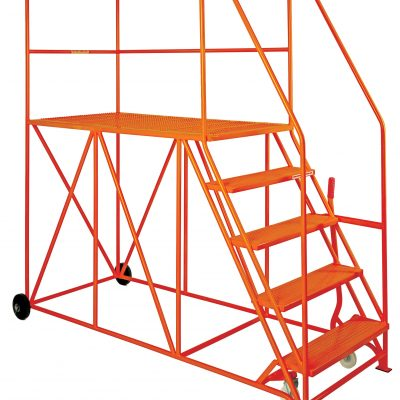 Single Ended Access Platform 3 Treads