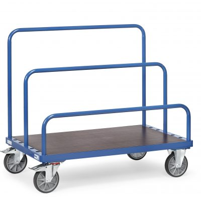 Sheet Metal Cart Pneumatic Wheels