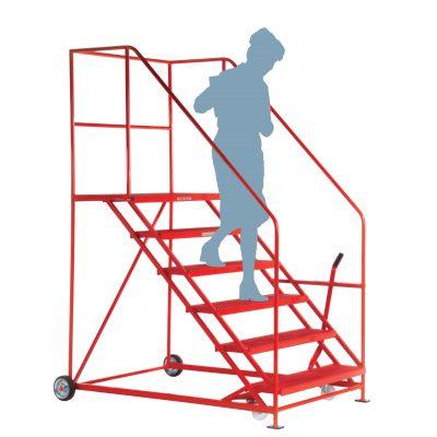 Easy Slope Steps 3 Tread 559mm wide