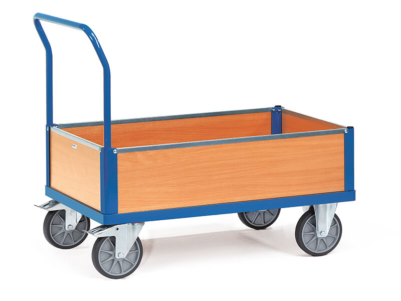 low sided box cart health and safety shop